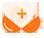 橙+logo