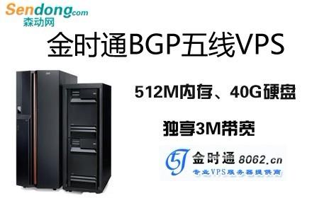 29元抢购BGP-512MVPS主机