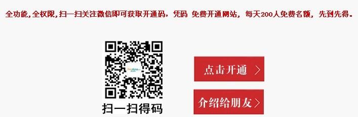 森动微平台之微信建站和企业微信营销