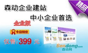 灵川网站建设企业版